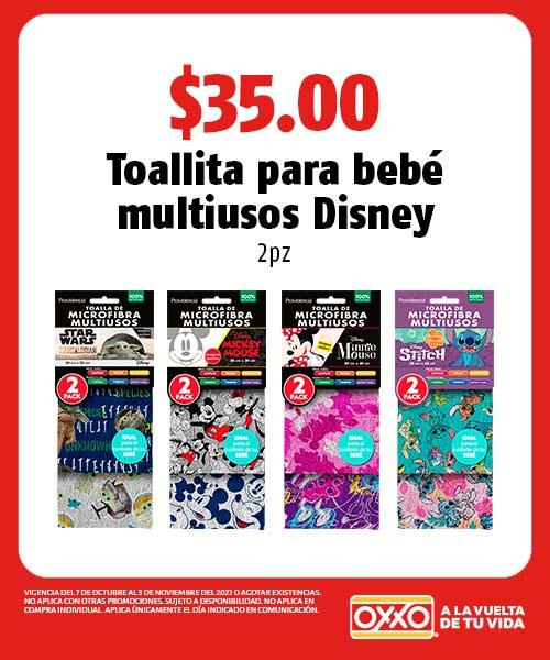 Toallita para bebé multiusos Disney