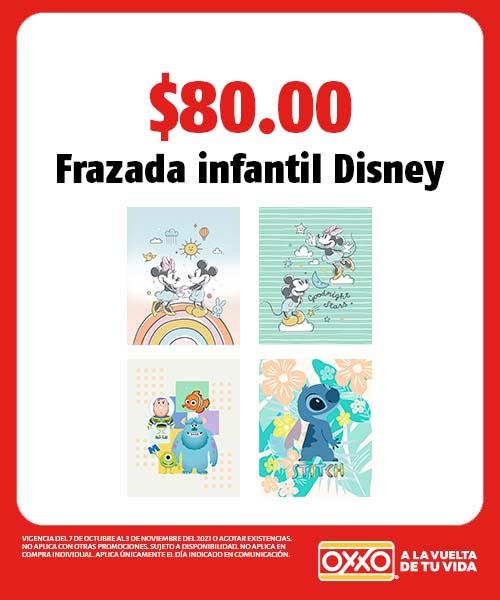 Frazada infantil Disney