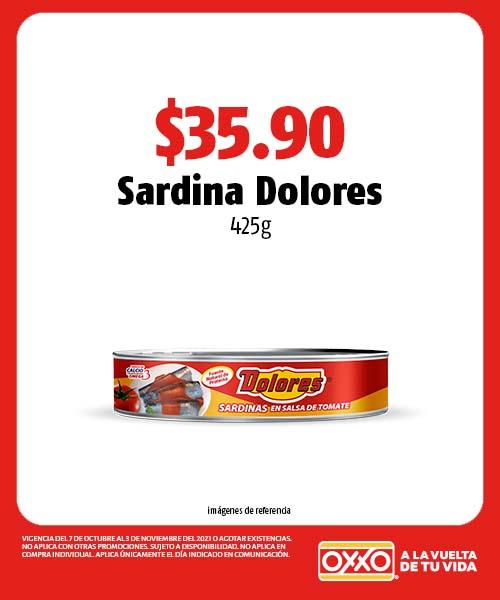 Sardina Dolores