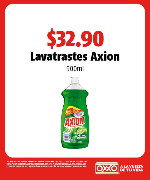 Lavatrastes Axion