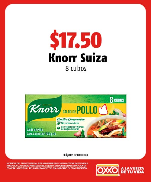 Knorr Suiza