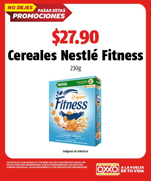 Cereales Nestlé Fitness 230gr