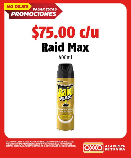 Raid Max 400ml