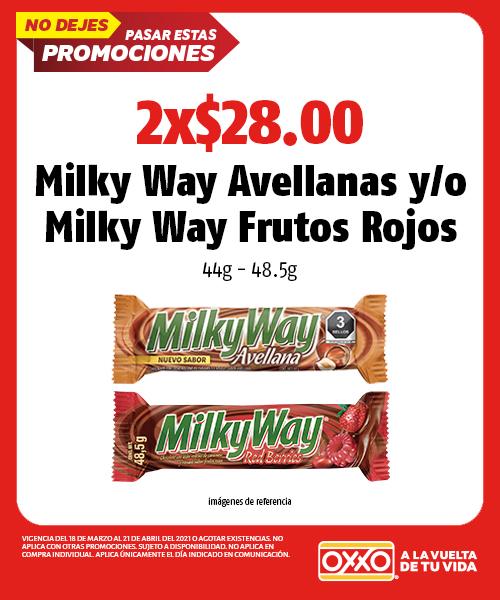 Milky Way Avellanas