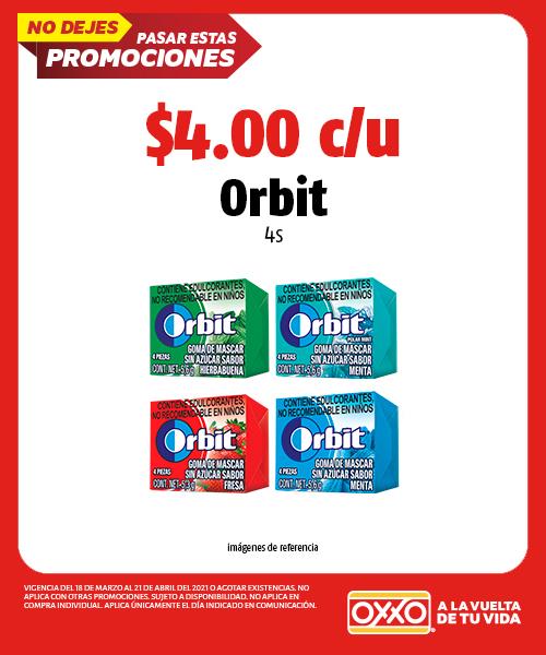 Orbit 4s