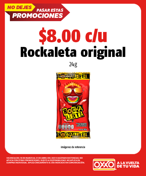 Rockaleta Original 24g