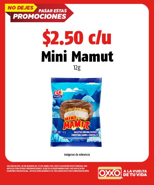 Mini Mamut 12 gr