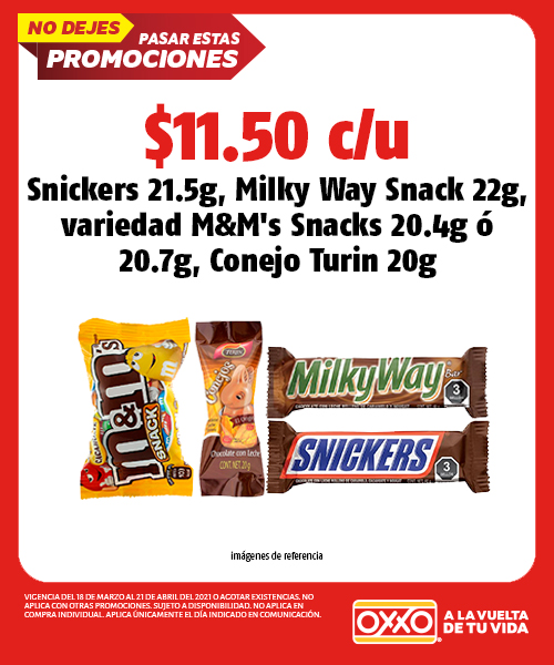 Snickers 21.5g