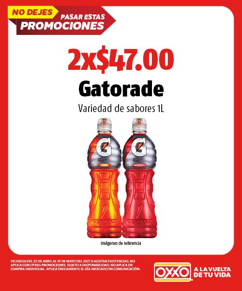 Gatorade 1L