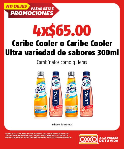 Caribe Cooler o Caribe Cooler Ultra