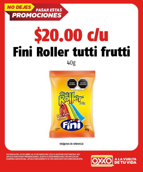 Fini Roller Tutti Frutti
