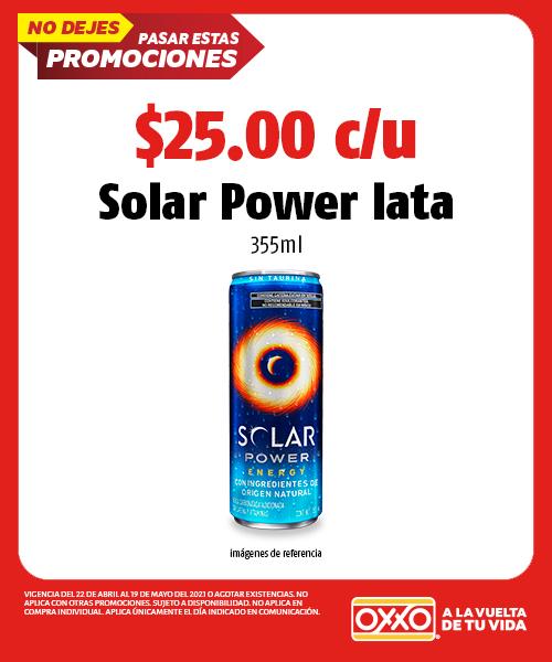 Solar Power lata