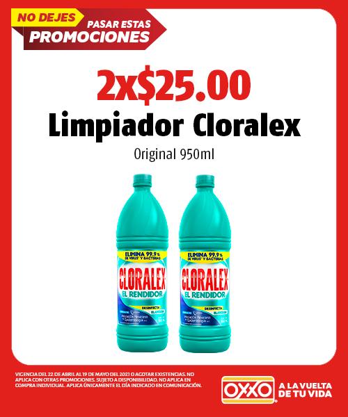 Limpiador Cloralex