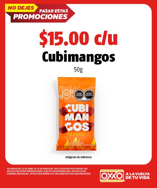 Cubimangos