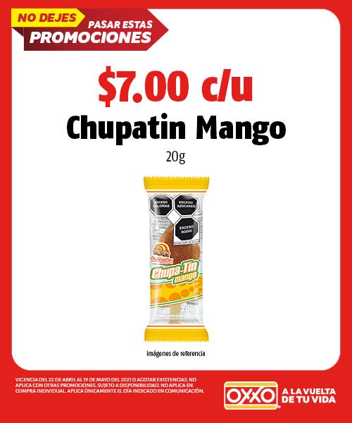 Chupatin Mango