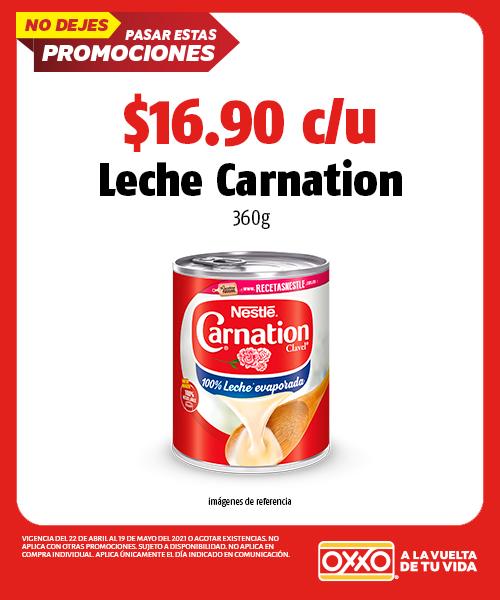 Leche Carnation
