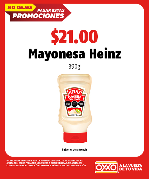 Mayonesa Heinz