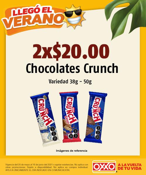 Chocolates Crunch