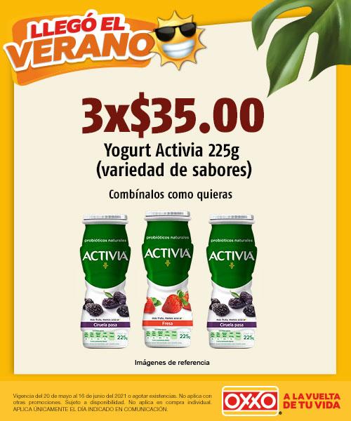 Yogurt Activia 225g