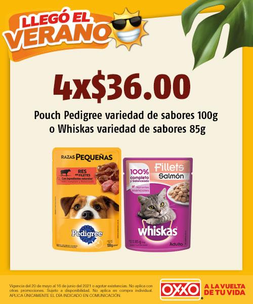 Pouch Pedigree 100gr variedad de sabores o