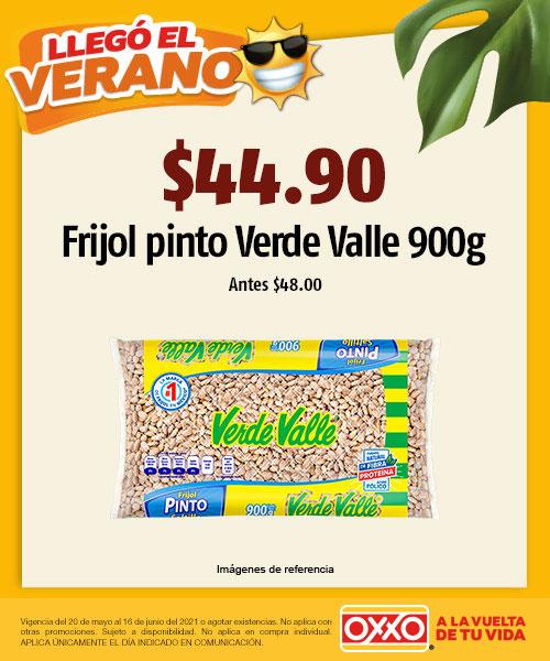 De $48.00 Frijol Pinto