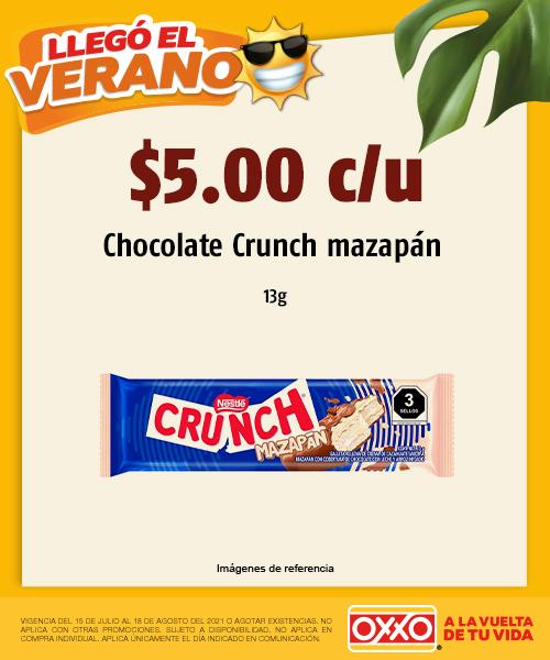 Chocolate Crunch Mazapán