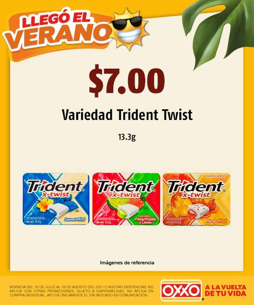 Variedad Trident Twist