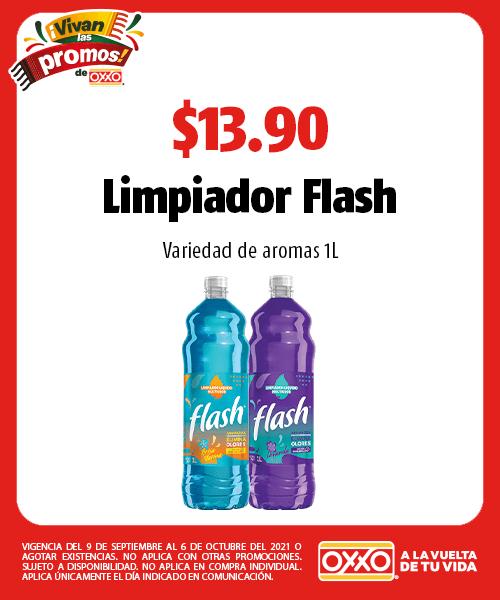 Limpiador Flash